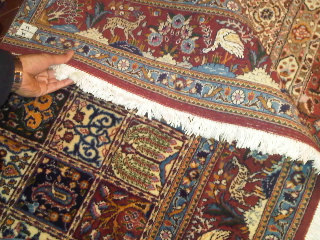 oriental rug cleaning Toronto