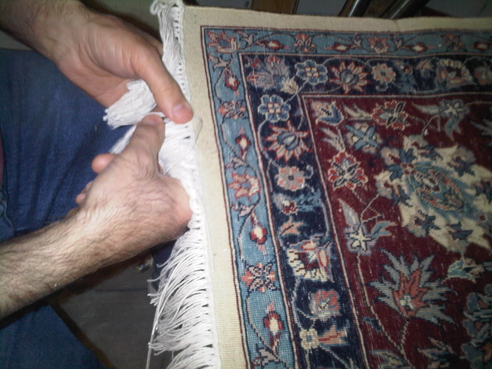 antique rug repairs toronto
